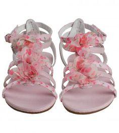 nisha strappy sandal  sizes5-12  baby pink