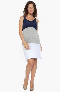 7a8c498044 CeCe Nom Maternity  Cece  Maternity Tank Dress - ShopStyle