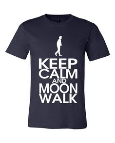 Michael Jackson King of Pop Inspired Keep Calm T-shirt 3001Y on Etsy, $18.99