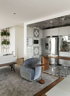 The 360˚ Apartment designed by Diego Revollo