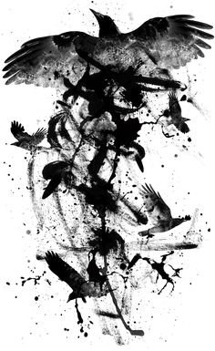 Graphisme hors commande - Raven