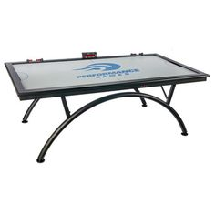 Wayfair Air Hockey Performance Games SlickIce 8' Air Hockey Table