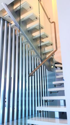 At Toughn Glass, we offer frameless glass balustrade in Melbourne for many purposes and they can be customized as per the clients need as well. What are you waiting for? Contact us today! Frameless Glass Balustrade, Glass Door, Melbourne, Waiting, Stairs, Texture, Architecture, Surface Finish, Arquitetura