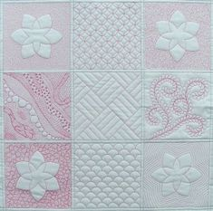 quilting techinques for blankets... I would love to make the just right quilt for the camper!