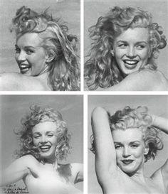 Marilyn Monroe at Tobey Beach. Photo by Andre de Dienes, Estilo Marilyn Monroe, Norma Jean Marilyn Monroe, Marilyn Monroe Photos, Hollywood Glamour, Classic Hollywood, Old Hollywood, Divas, Stars D'hollywood, Pin Up