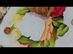 Rosas com tons variados:Parte 2 - YouTube