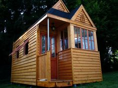I want a Tiny House.