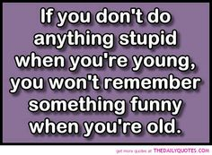 If You Don't Do…….