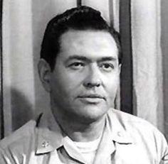 SIMON OAKLAND (1915 - 1983). The racist bully in Sand Pebbles. The captain in Bullitt as McQueen's boss.