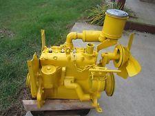IH Cub Lo Boy 154  ENGINE   -  RECENT REBUILD - 185