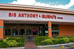 www.guidosonline.com - Guido's Restaurant & Pizzeria - Fine Italian Cuisine - in Coral Springs located at 1142 N University Drive 954-753-4445. #CoralSpringsPizza Places To Eat, Great Places, Coral Springs Florida, Florida Location, South Florida, The Locals, University, Plating, Restaurant