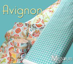 Avignon by Emily Taylor Designs for Riley Blake Designs