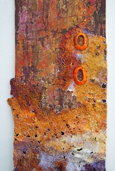 Arwick 2 detail of commision piece - Textile  by Susan Hotchkiss