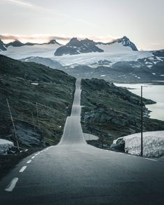 Beyond the Polar Circle: Road Trippin' in Norway by Stef Kocyla