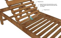 How to Make Your Own  Outdoor Chaise Lounge