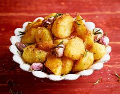 PERFECT ROAST POTATOES From Jamie Magazine Issue 44