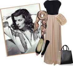 Designer Clothes, Shoes & Bags for Women Katharine Hepburn, Audrey Hepburn, Barry Manilow, Jil Sander, All About Fashion, Retro, Elie Saab, Personal Style, Style Inspiration