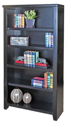 kathy ireland Home by Martin Furniture Tribeca Loft Bookcase & Reviews | Wayfair