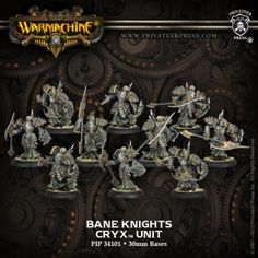 Bane Knights | Privateer Press