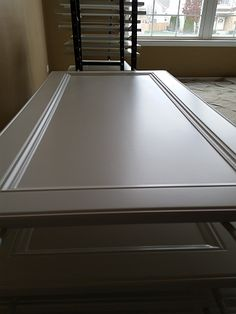 The Best Self-Leveling Cabinet Paint Options. Explains best paint for cabinets. The Best Self-Leveling Cabinet Paint Options. Explains best paint for cabinets. Types Of Cabinets, Built In Cabinets, Diy Cabinets, Painting Kitchen Cabinets, Bathroom Cabinets, Kitchen Cabinet Paint Colors, Painting Cabinet Doors, Refurbished Cabinets, Bathroom Table