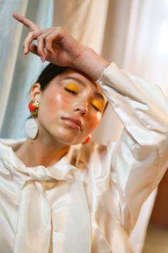 #fashionphotography #gathum #photography #styling #fashion #selflove #dreamy Beauty Makeup, Hair Makeup, Hair Beauty, Make Up Color, Portrait Photography, Fashion Photography, Dreamy Photography, Photographie Portrait Inspiration, Shooting Photo