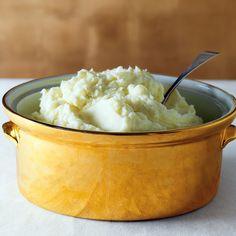 Horseradish Whipped Potatoes