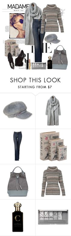 """""""Untitled #1070"""" by misaflowers ❤ liked on Polyvore featuring Nine West, Simply Vera, Home Decorators Collection, Opening Ceremony, 3.1 Phillip Lim, Clive Christian, Boohoo and Chanel"""