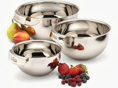 All-Clad Mixing Bowl Set ... 10 Cook's Tools You'll Keep Forever