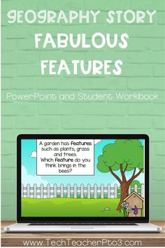 Fabulous Features is a set of slides with pictures to help explain the term 'feature' as it relates to geography. Use the slides as a discussion for students about what features they can see, to help reinforce and contextualise the concept. Then complete the activity with the enclosed student workbook. #techteacherpto3 Geography Activities, Teaching Geography, 6th Grade Science, Unit Plan, Australian Curriculum, Social Science, My Teacher, Social Studies, Teaching Resources