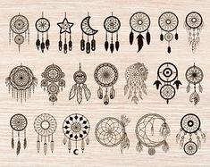 Simple Dream Catcher Tattoo, Dream Catcher Sketch, Dream Catcher Clipart, Dream Catcher Mandala, Dream Catcher Patterns, Dream Catcher Tattoo Design, Dream Catcher Decor, Small Dream Catcher, Dream Catcher Boho