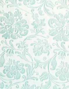 Cimarosa in french blue by Fortuny. #fabrics, #textiles