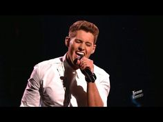 """The Voice 2014 Live Playoffs - Ryan Sill: """"I Lived"""" - YouTube"""