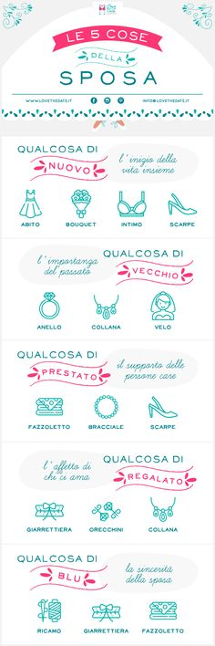 Le 5 cose della sposa - Love the Date Wedding Notes, Wedding Bag, Sister Wedding, Wedding Paper, Wedding Tips, Wedding Bride, Wedding Styles, Our Wedding, Wedding Planning