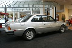 Peugeot 505 Coupé (Export USA)