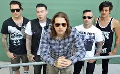 Avenged Sevenfold 2013