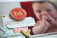 Cutting up Project Life cards @ shimelle.com.