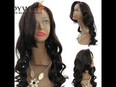 Joywigs new arrival peruvian cheap full lace wig with bang