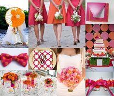 Coucou les brides et les grooms Ma discussion du vendredi sur les couleurs a été légérement modifiée pour se transformer en un club par couleur. ___________________________ Vendredi dernier , Floflo m'a lancé le défi de trouver des idées de