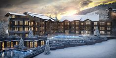 Bristol Mountain Announces Plans to Build  Ski-In/Ski-Out Luxury Community - http://www.slopesideliving.com/bristol-mountain-announces-plans-to-build-ski-inski-out-luxury-community/