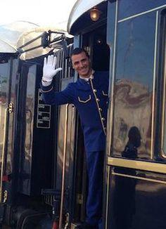 ♔ Venice Simplon Orient Express  ~ Cabin steward