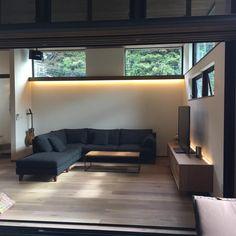 Hall Design, Home Room Design, Sofa Design, Dining Sofa, Interior Design, Home Decor, House Interior, Interior Architecture, Living Room Sofa Design