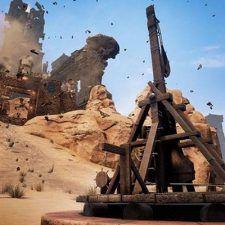 Conan Exiles - Diese Inhalte erwarten uns im Jahr - Survival-Sandbox. Conan Game, Conan Exiles, Survival, Conan The Barbarian, Gaming, Lawn Care, Statue Of Liberty, Mount Rushmore, World