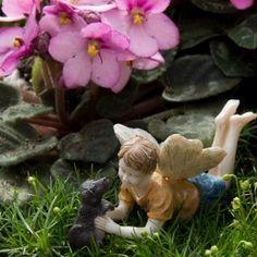 Fairy Garden Miniature Fairy Ross & Winston. SHOP NOW $8.99