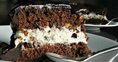 τούρτα σοκολάτα με κρέμα μασκαρπόνε για θεϊκό φινάλε - Pandespani.com Cookbook Recipes, Cookie Recipes, Dessert Recipes, Oreo Pops, My Dessert, Party Desserts, Pavlova, Trifle, Greek Recipes