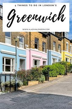 This video about things to do in Greenwich, London will show you the Royal Observatory, Greenwich Park, Queen's House, Old Royal Naval College, Greenwich Market, Greenwich Vintage Market, Cutty Sark, National Maritime Museum, side streets, and more. It's one of the best places in London to visit. #greenwich #london #video Greenwich Market, Greenwich London, Best Places In London, Things To Do In London, Greenwich Observatory, Maritime Museum, Vintage Market, London Travel, Trip Planning