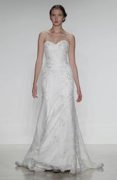 11 Stunning New Wedding Dresses by Kelly Faetanini | OneWed