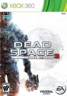 Dead Space 3 - M for Mature - X360, PS3, PC