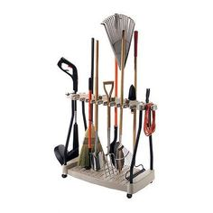 Rocco Tool Cart Perfect for keeping everything standing and in one place.