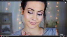 Maquillaje glow de Lizy P : https://www.youtube.com/watch?v=dD6kXMSNJAg