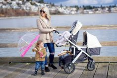 Adventures with UPPAbaby Double Strollers, Baby Strollers, Convertible Stroller, Bugaboo Cameleon, Baby On The Way, Baby Gear, No Equipment Workout, Future Baby, Cars